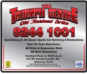 Triumph centre 2